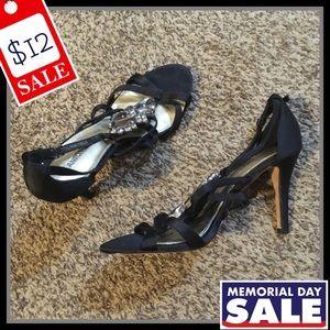 Antonio Melani Black Heels